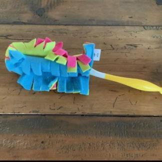 kimo-0-dechet plumeau multi couleur