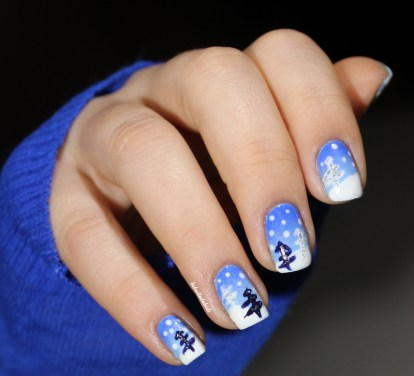 christmasnails-gradient-snow (3)