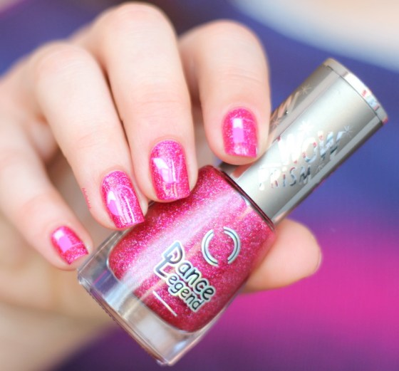 dance legend wow prism party time-nailart love (5)