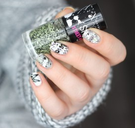 top coat street artist maybelline color show-boom box black-stamping bundle monster 2014 (7)
