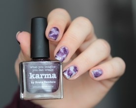 picture polish-nailart marble dry-karma-lakodom (5)