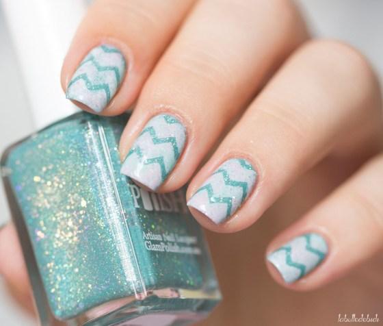 entrance-glam polish-nailart chevrons_11