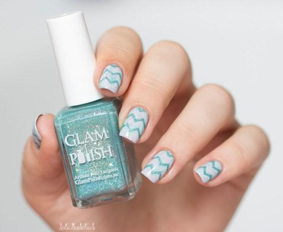 entrance-glam polish-nailart chevrons_16