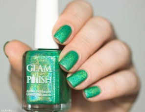Glam Polish- Attitude is everything