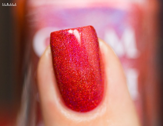 GLAM POLISH-NO LEI'S OVERS-HIBISCUS HIDEAWAY_6