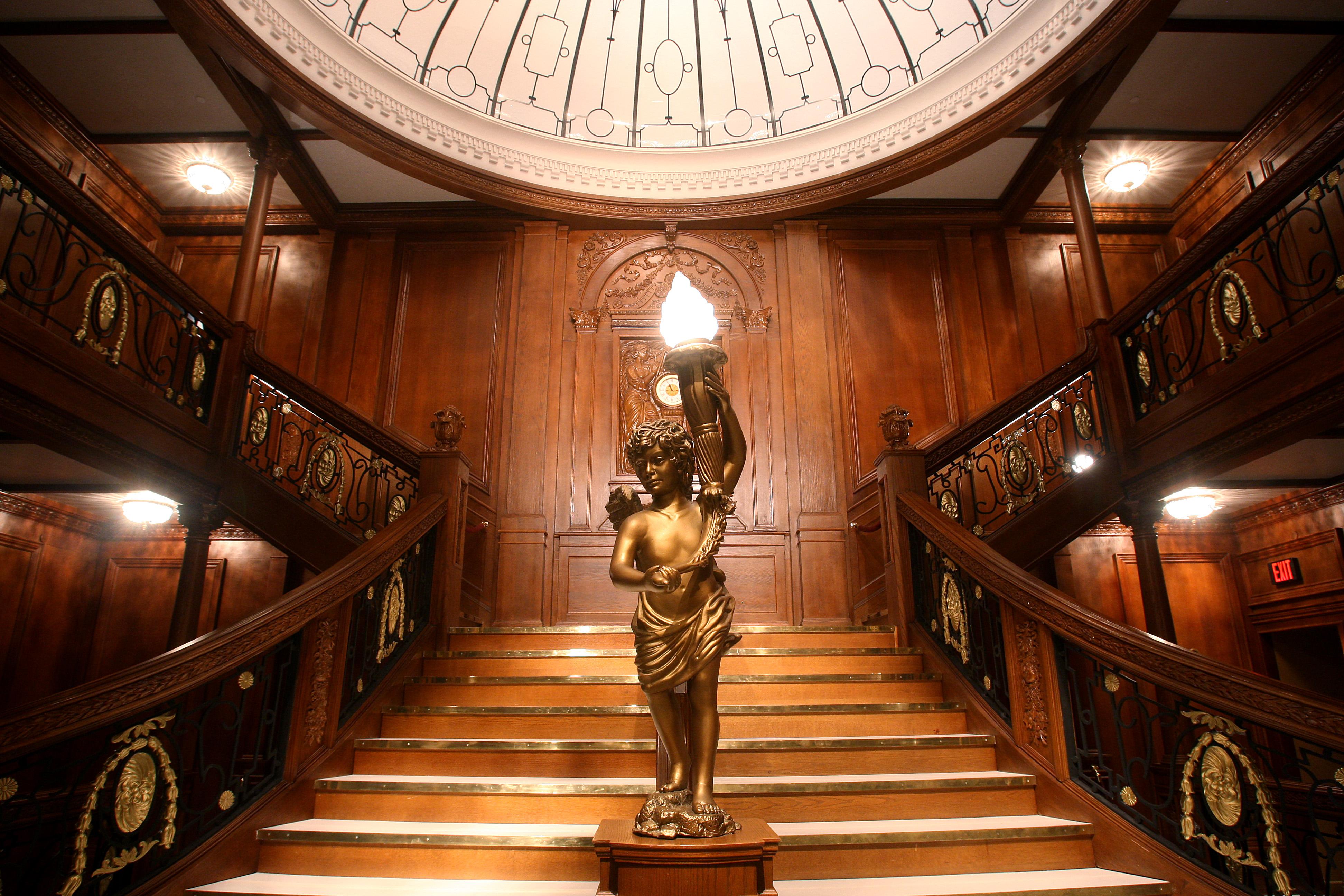 Revivre La Tragdie Du Titanic La Bulle De Vero