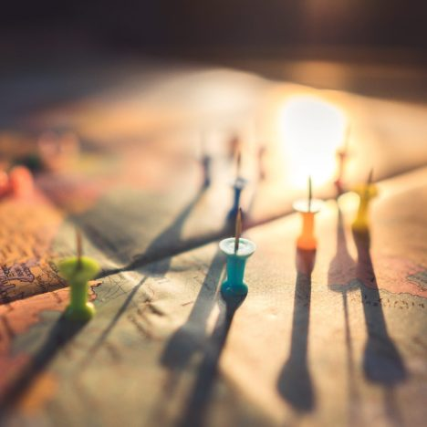 Devenir influenceuse voyage