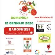 di food in tour