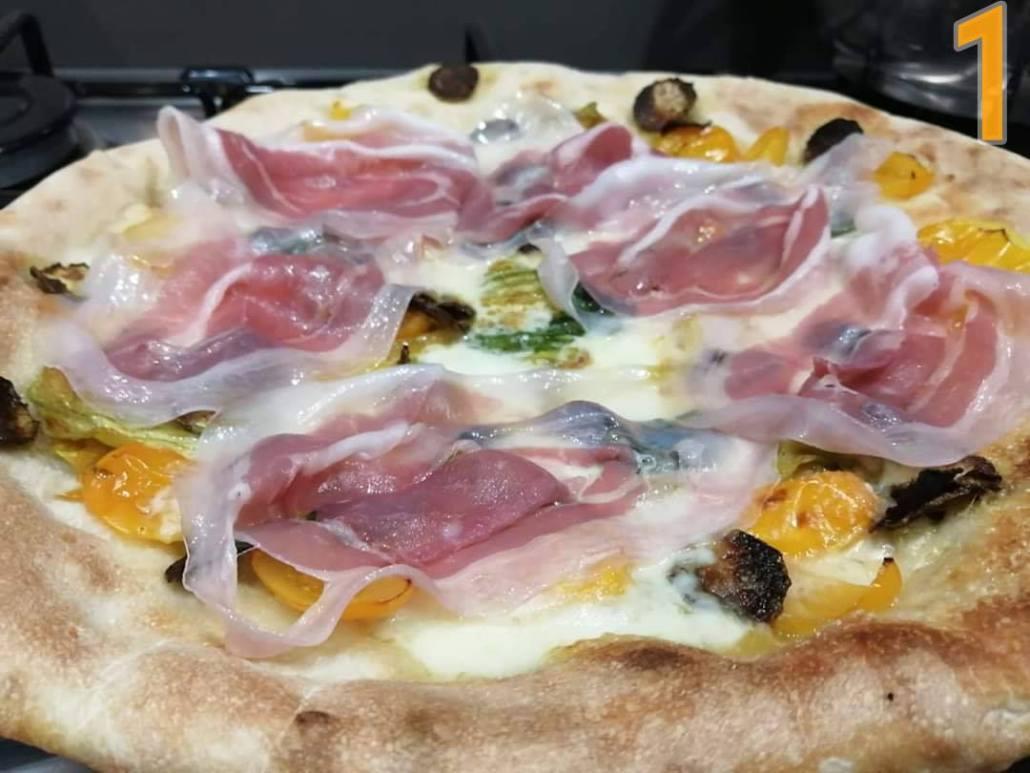 pizza di Gianluca Astuto