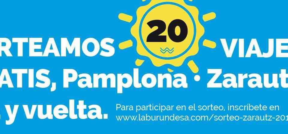 sorteo 20 viajes a zarautz 2016 la burundesa