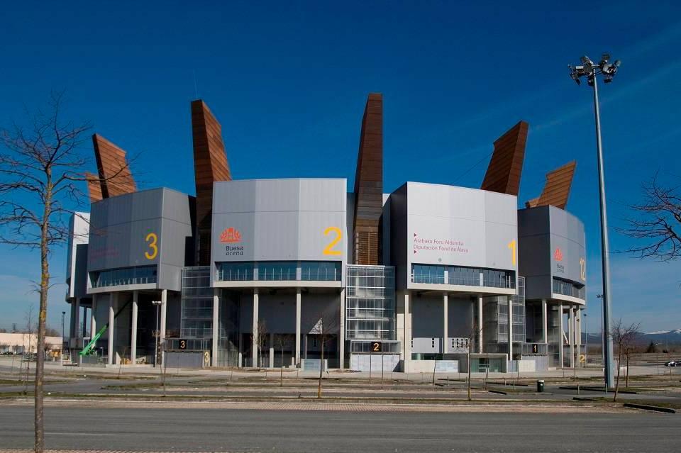 Fernando Buesa Arena Copa del Rey de Baloncesto 2017