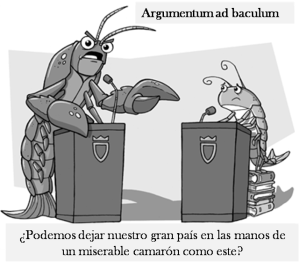 13 Tipos de falacias argumentativas