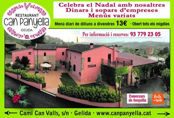 La bustia - Gelida - Can Panyella