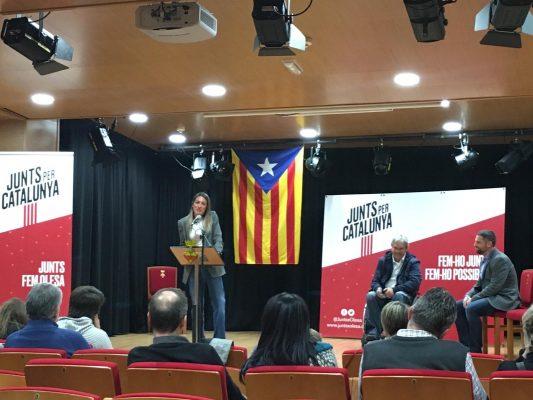 La Bustia Miriam Nogueras Xavier Aiguade JuntsxCat Olesa