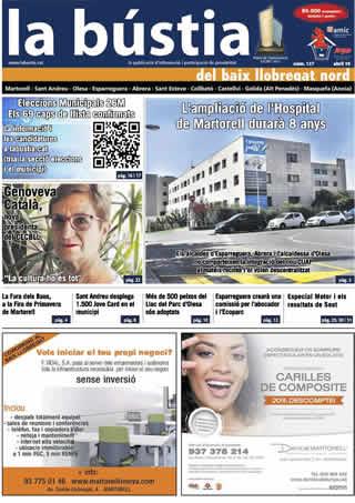 edicio abril portada La Bustia