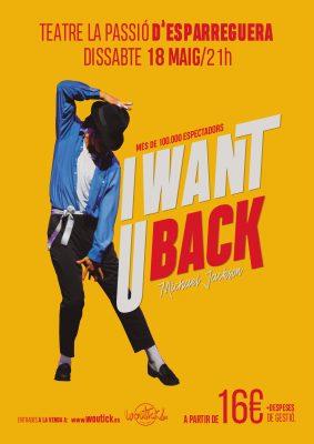 La Bustia I Want U Back Michael Jackson Esparreguera