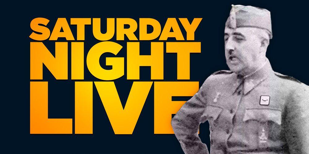 Vídeo: Cuando la muerte de Franco se convirtió en un running gag de Saturday Night Live