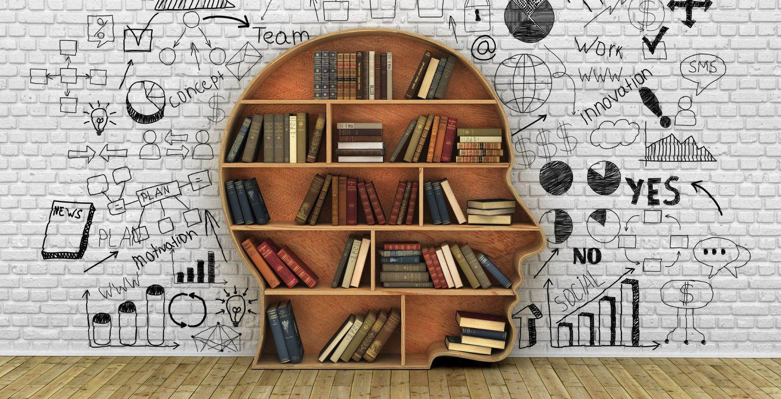 Libros para tener la cabeza llena de cosas interesantes