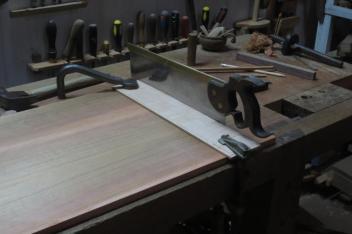 Ajustando panel