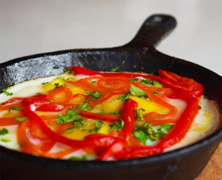 La Cabrera ofrece opciones gourmet para vegetarianos.