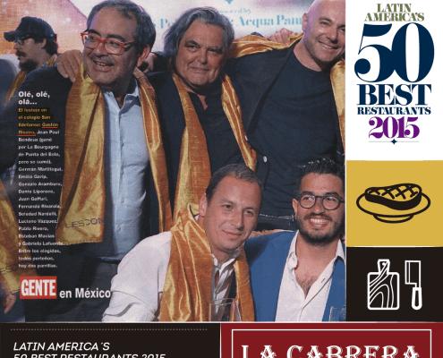 Mejor parrilla argentina en Latinoamérica
