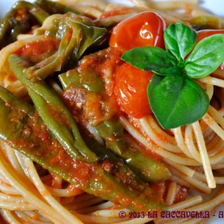 Peperoncini, verdi, Sweet green peppers