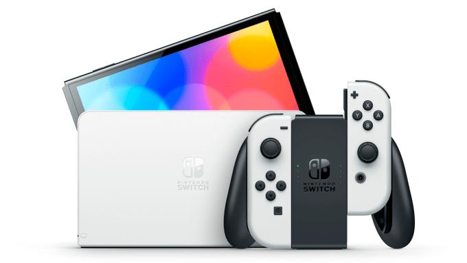 Nintendo Switch OLED, el tercer miembro de la familia Switch