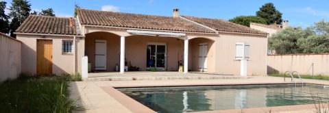 Villas en coeur d'Hérault
