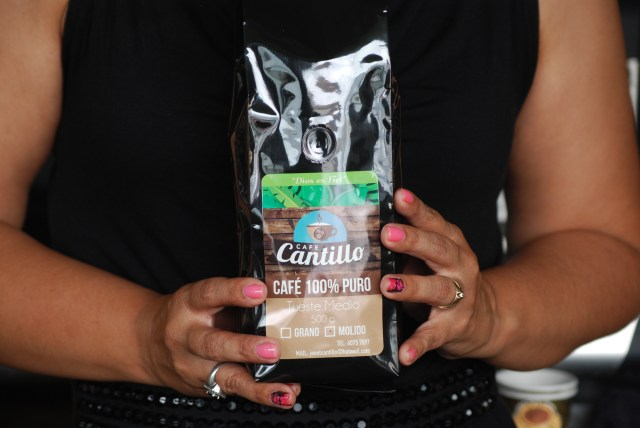 Café Cantillo is sold in Limón and Heredia.