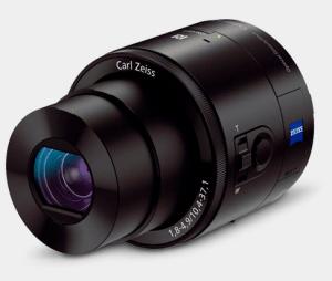 """20MP 1"""" Exmor R® CMOS sensor, 3.6x Carl Zeiss® Vario-Sonnar T* zoom lens con f/1.8 apertura, NFC/Wi-Fi® para tener una conexión simple con un SmartPhone, Grabación  de Vídeo y Súper posición de capaas1920x1080/30p HD"""