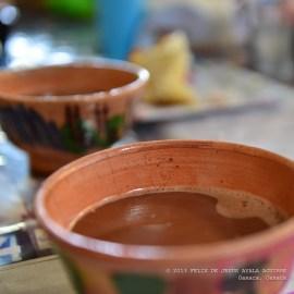 Delicioso Chocolate en agua