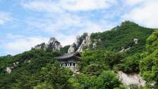 A Temple in The Mountains