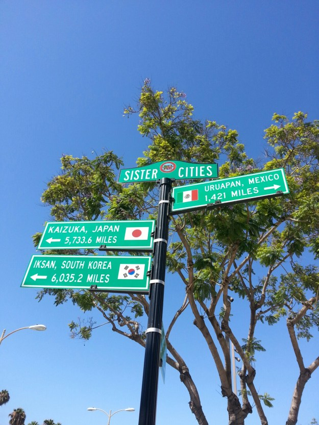 Culver City's Sister Cities
