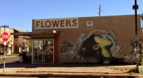 Get your flowers here.