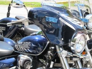 Motora Policia