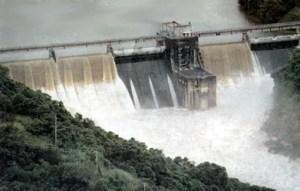 Represa del río La Plata del Sistema Hidroeléctrico de Comerio (cortesía prfrogui.com)