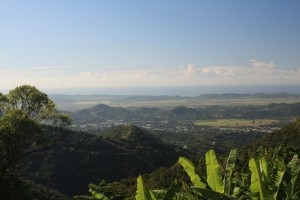 Vista Monte del Estado
