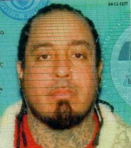 Foto de la licencia de conducir de Heriberto Rodriguez Garcia, victim de asesinato en Aguadilla.