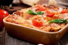 Lasagna al estilo de PuertoRico