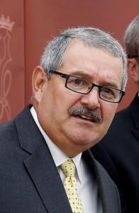José Luis Caldero López, Superintendente de la Policía.