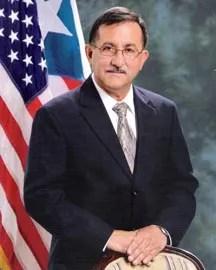 Roberto Pagán Centeno, alcalde de Lares.