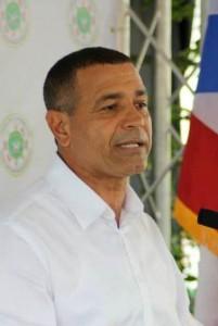 Pedro Garcia Figueroa, alcalde de Hormigueros.
