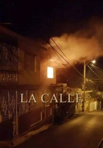 Otra residencia incendiada esta madrugada en el Camino Justiniano de Mayagüez (Suministrada).