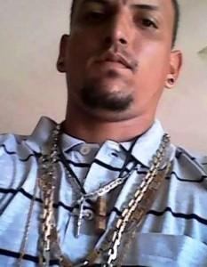 Edward Padilla Acosta, a quien se le imputa matar a machetazos un perrito en Cabo Rojo (Suministrada).