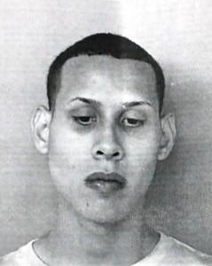 Foto de la ficha de Alexander Rivera Justiniano (Suministrada Policía).