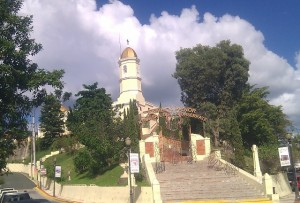 Santuario y Basílica Menor Nuestra Señora de Monserrate (Archivo).