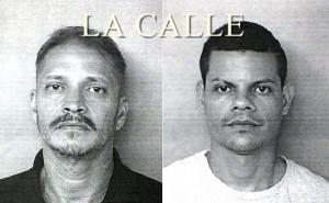 A la izquierda, Milton Seda Kalil y Luis D. Soto Quiles (Suministradas Policía).