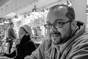 El periodista yaucano Luis Alberto González (Suministrada).