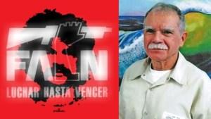 Oscar López Rivera (Fotocomposición).