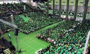 Un total de 2,568 estudiantes de nuevo ingreso comienza su vida universitaria en el Colegio (Archivo).